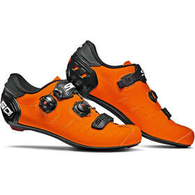 Sidi Ergo 5 Carbon Shoes Herren matt orange/black